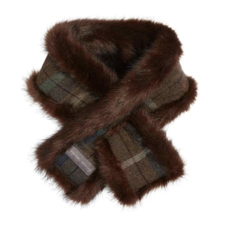 Annabel Brocks Luxury Fur Scarf