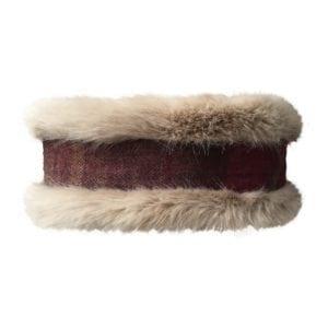 Annabel Brocks Tweed Headband