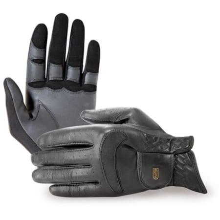 Tredstep Dressage Pro Glove - Black