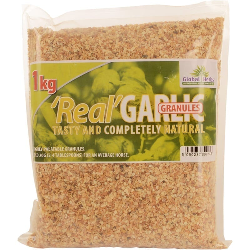Global Herbs Garlic Granules 1kg