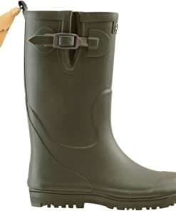 Aigle Woodypop Childs Boot - Kaki, Size 24