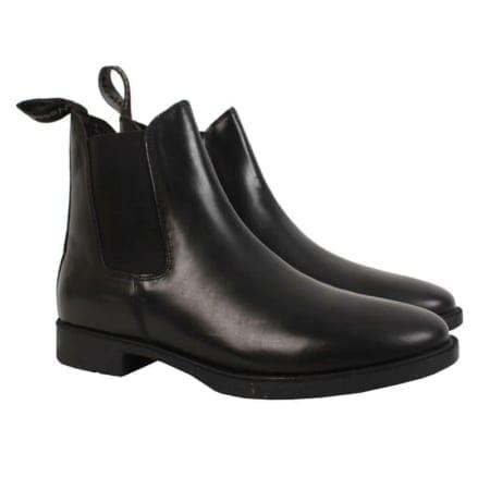 Shires Wessex Mens Jodphur Boot - Black