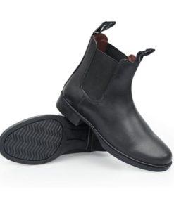 Bridleway Child's Jodhpur Boot - Black