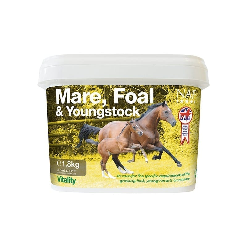 NAF Mare, Foal & Youngstock - 1.8kg