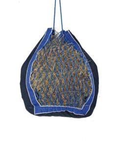 Shires All Mesh Hay Bag, Blue