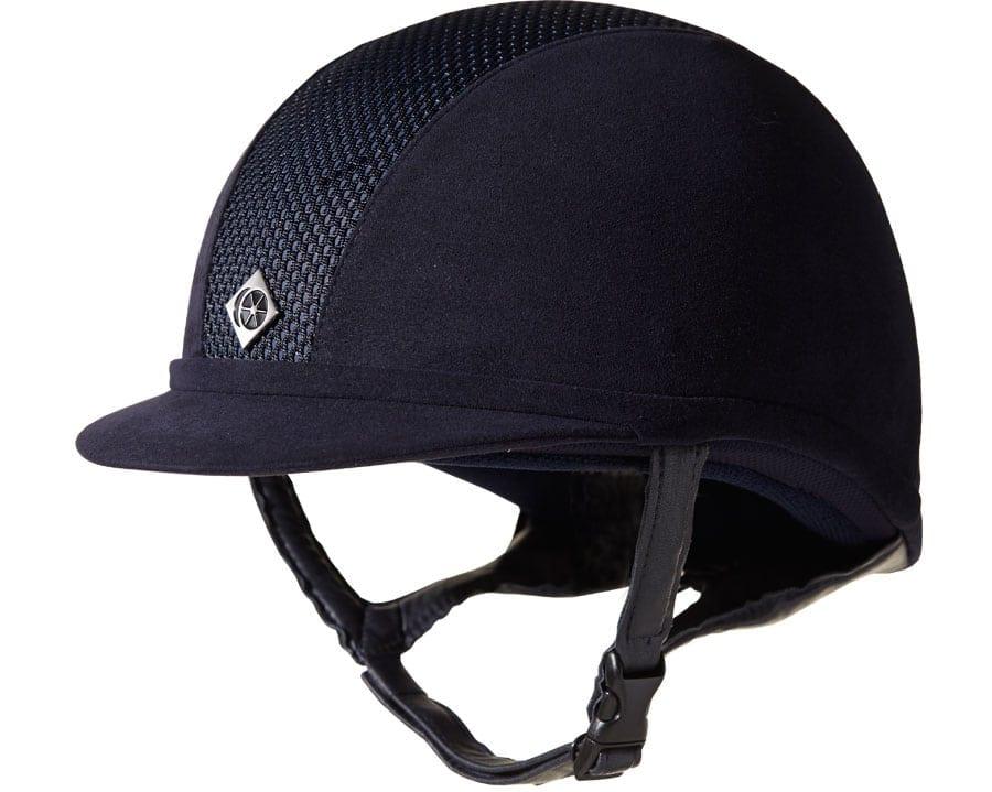 Charles Owen Ayr8 Riding Hat Midnight Blue Amp Navy