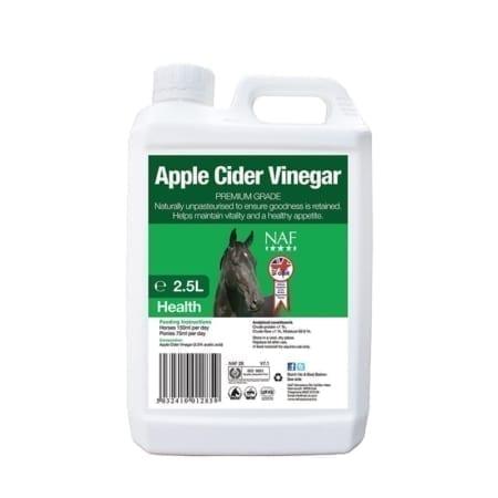 NAF Apple Cider Vinegar - 2.5 Litres