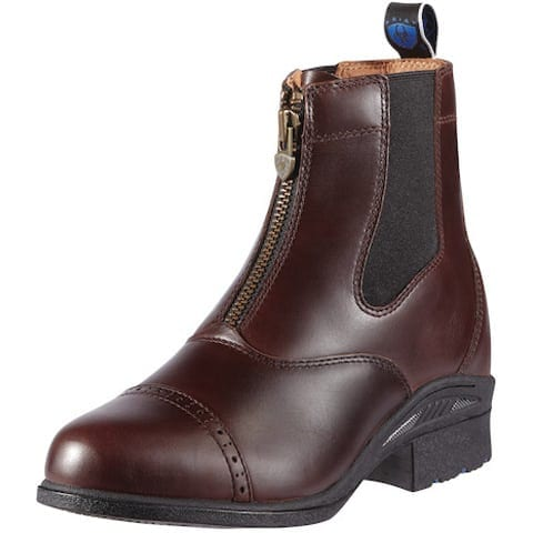 Ariat Devon Pro VX Ladies Boot - Waxed Chocolate