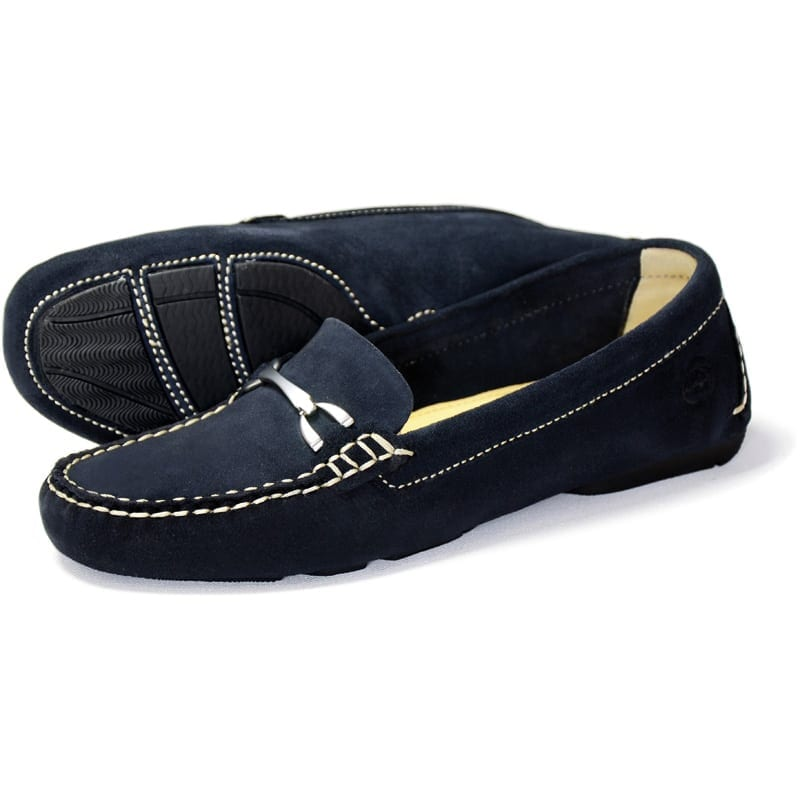 51148d01e4d7c Orca Bay Sorrento Ladies Shoe, Navy - Wadswick Country Store Ltd