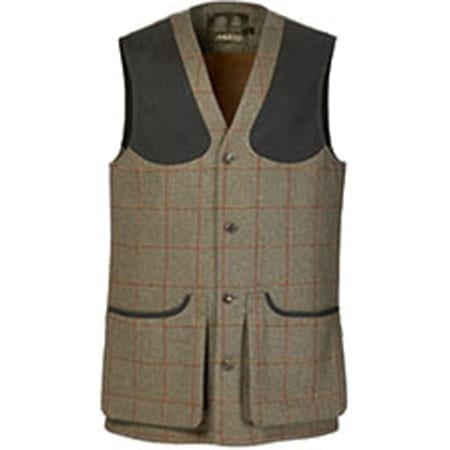 Musto AW14 Stretch Technical Tweed Waistcoat - Carrick