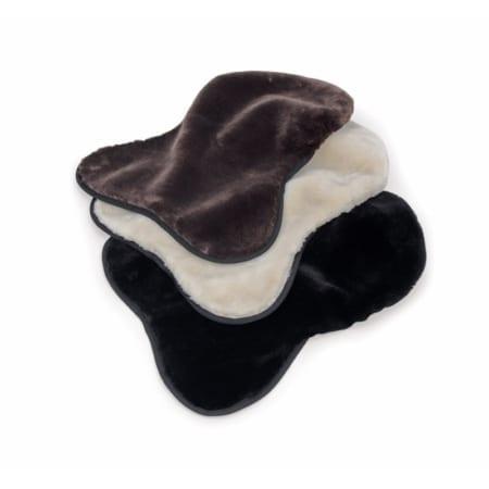 Shires Performance Supa Fleece Seat Saver, Black