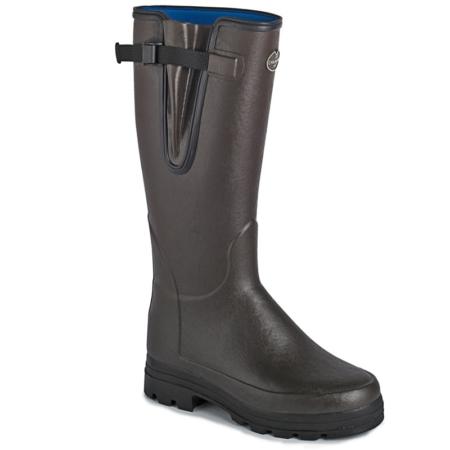 Le Chameau Vierzonord Boot, Marron Ladies