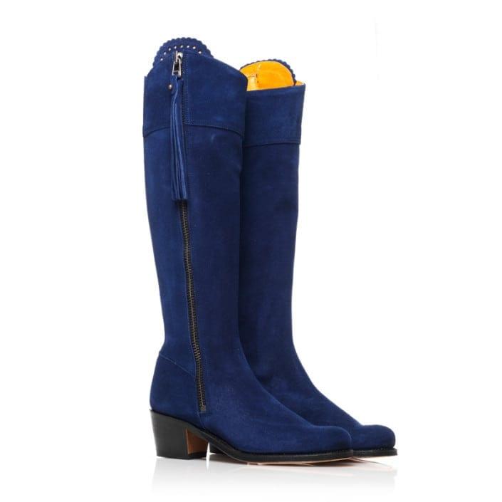 Fairfax & Favor Regina Heeled Boot