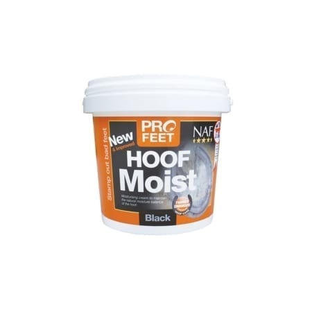 NAF Pro Feet Hoof Moist, Black - 900g