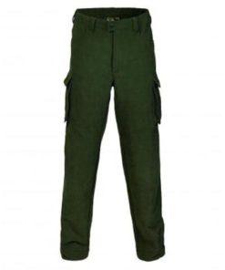 Musto AW14 Keepers Waterproof Trousers - Dark Moss