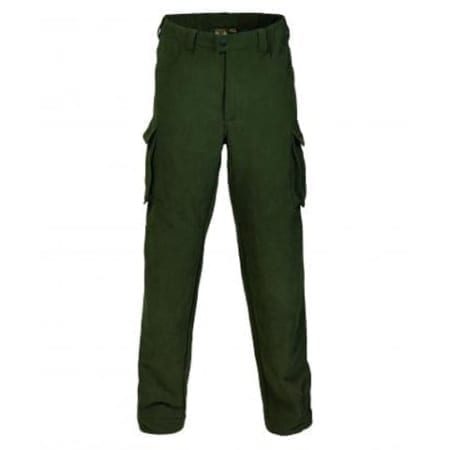 Musto AW14 Keepers Waterproof Trousers - Dark Moss