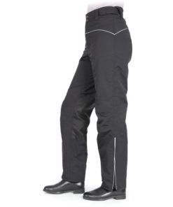 Bridleway Waterproof Trousers Black