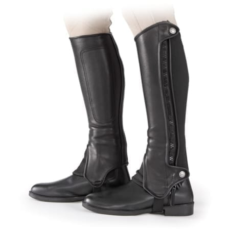 Bridleway Leather Half Chaps