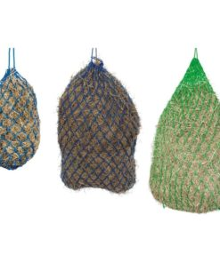 """Shires Haylage Net, 40"""" Blue"""
