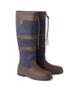 Dubarry Galway Brown & Navy