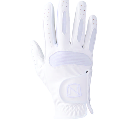 Noble Ready to Ride Glove - White