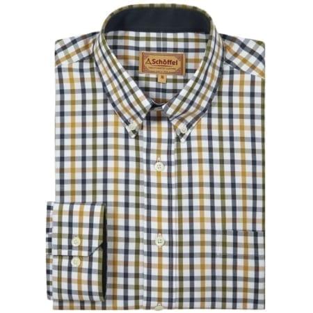 Schoffel Brancaster Mens Shirt
