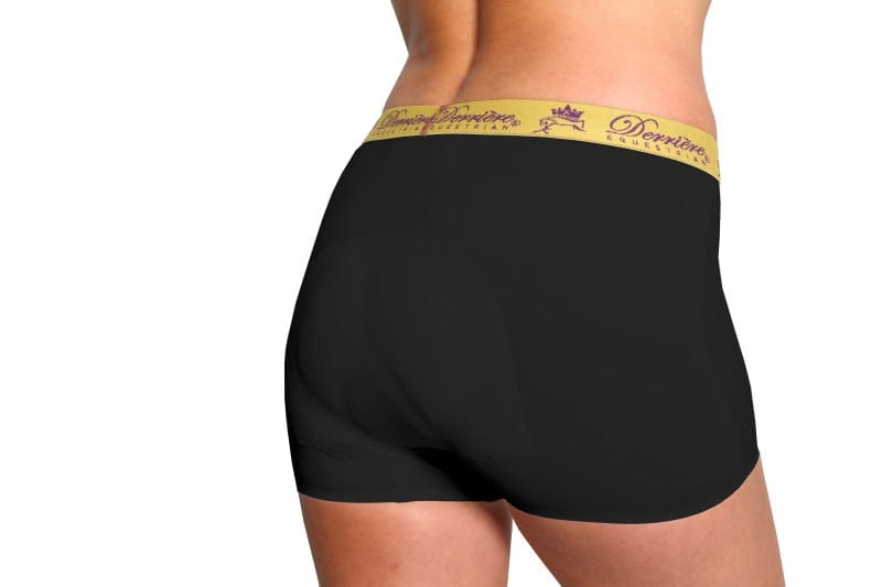 Derriere Ladies Performance Padded Shorty