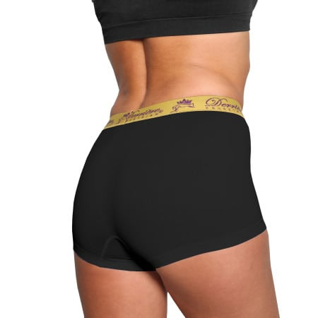 Derriere Equestrian Seamless Shorty Female 3