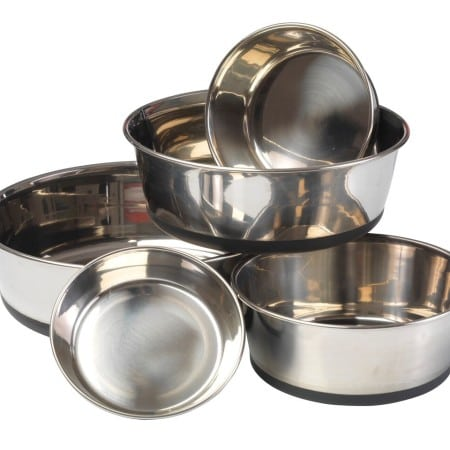 St-Steel Bowl Silicone base Large 1.9L