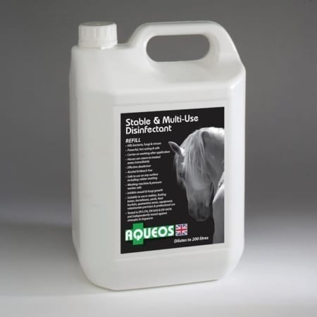 8024 - Aqueos - Stable  Multi-Use Disinfectant - Refill