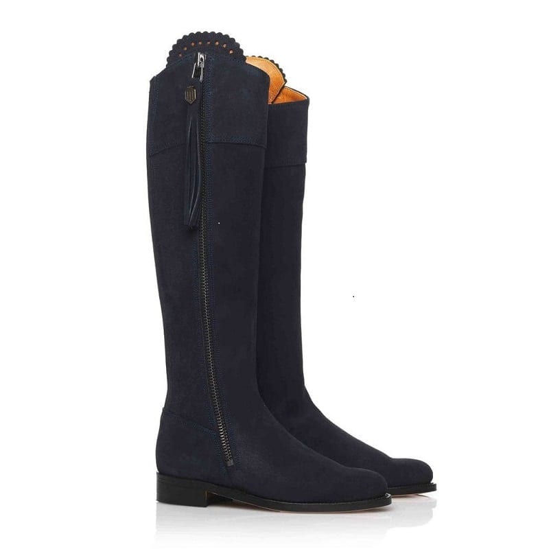 Fairfax & Favor Regina Flat Boot