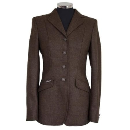 Pikeur Epsom Ladies Jacket, Brown Tweed