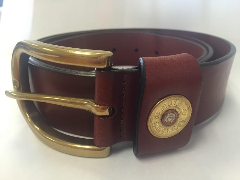 Wadswick Hull Cartridge Brass Belt, Mens