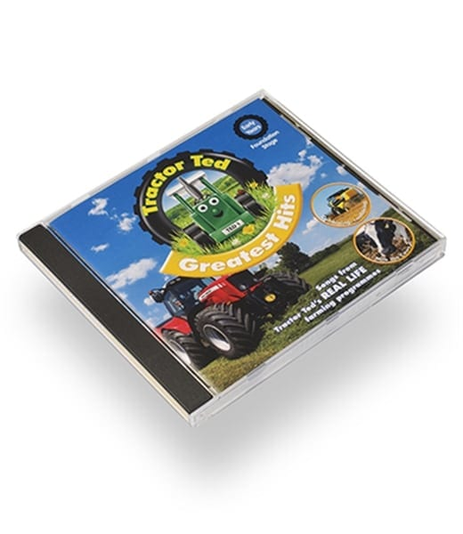 Tractor Ted Greatest Hits CD