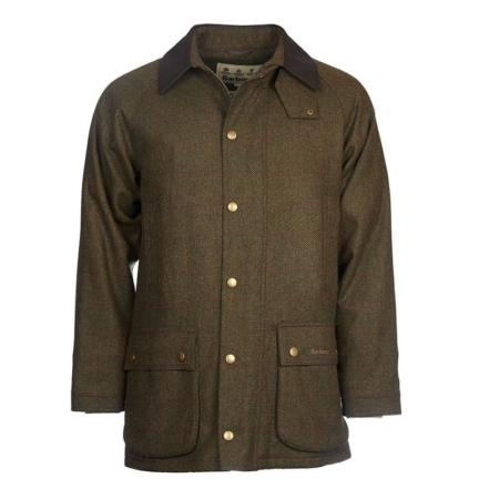 Barbour Dotterell Wool Jacket