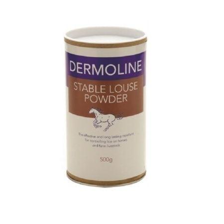 Dermoline Stable Louse Powder-500x500