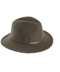 Barbour Tack Fedora Hat