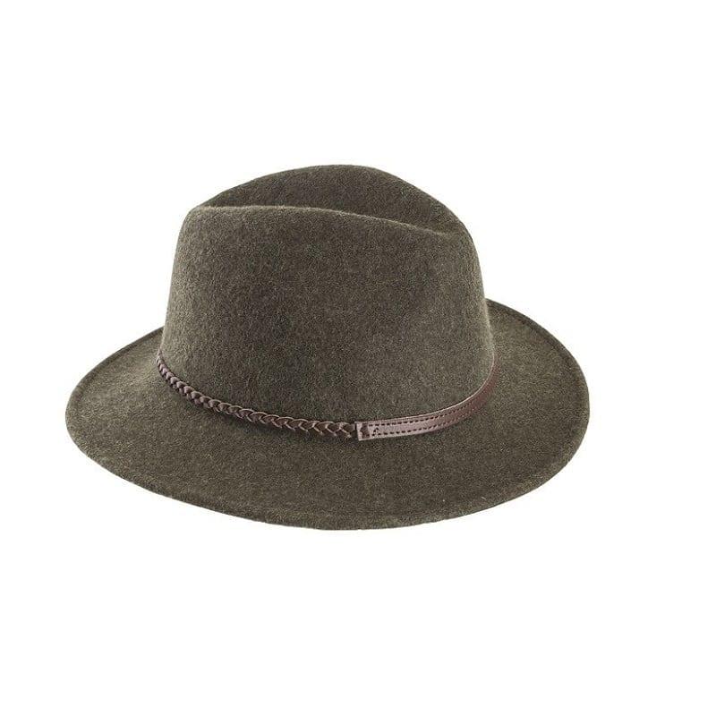 a0a216c275 Barbour Tack Fedora Hat