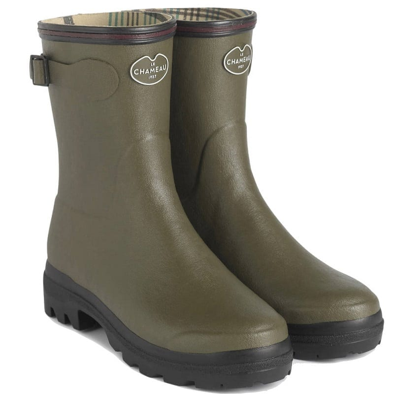 enjoy best price super cute free shipping Le Chameau Ladies Giverny Low Boot