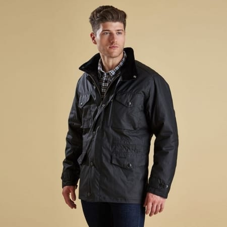 Barbour Sapper Waxed