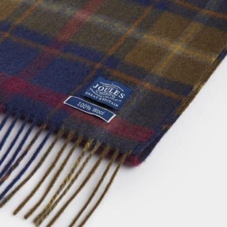 Joules Tytherton Wool Men's Scarf
