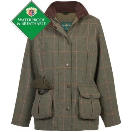 alan_paine_rutland_ladies_waterproof_shooting_coat_in_brown_1