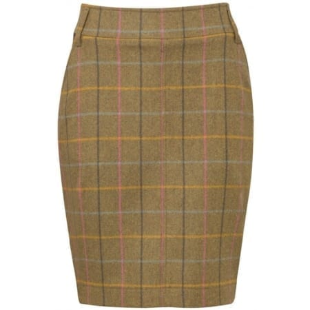 alan paine tweed skirt