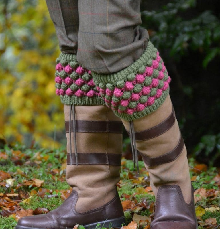 Cheviot Angus Shooting Ladies Sock Wadswick Country
