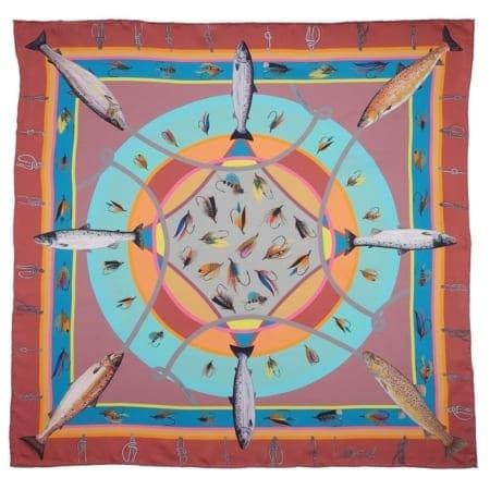 bhoid-silk-scarf-dark-rose-fish-1