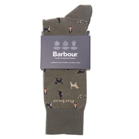 Barbour Mavin Mens Socks