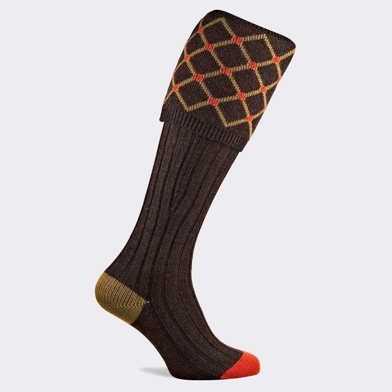 Pennine Regent Mens Shooting Socks