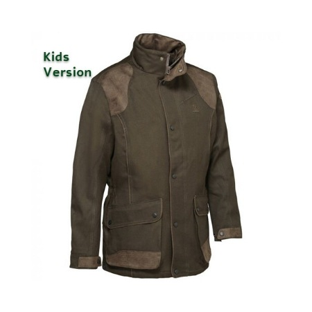 Percussion Sologne Skintane Children Shooting Jacket
