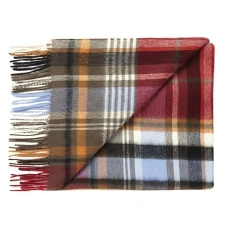 barbour-bright-country-plaid-scarf-blue-red3