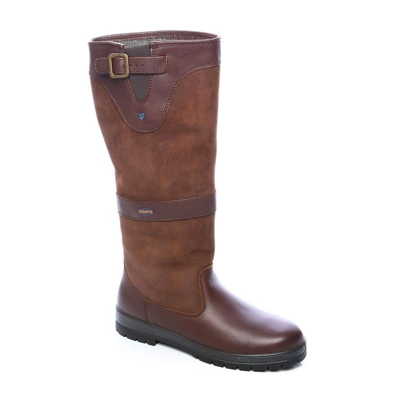 Dubarry Tipperary Country Boots, Walnut